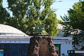 Київ, Пам'ятник робітникам заводу «Арсенал», що загинули під час збройного повстання.jpg