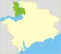 Контурная карта Запорожского района Запорожской области.png