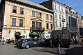Краков. Вход на Малый рынок со стороны Миколайская ул. (Ulica Mikołajska) - panoramio.jpg