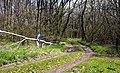 Непран Вячеслав, Пантелеймонова криниця, гідрологічна Пам'ятка природи, 44-233-5015, 49°28'01.1N 38°54'43.7E (1).jpg