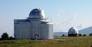 Special Astrophysical Observatory of the Russian Academy of Science - Image: Обсерватория