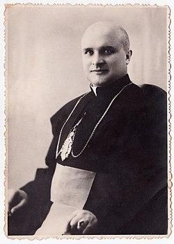 о. д-р Авксентій Бойчук, ректор Станиславівської духовної семінарії