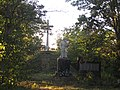 Пам'ятний знак воїнам-землякам, які загинули в роки Другої світової війни, село Давидківці, Чортківський район.jpg