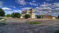 Площа Бандери смт Журавне.jpg