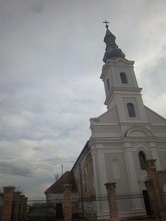 Privlaka, Vukovar-Srijem County - Image: Привлака Privlaka