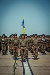 Підготовка Нацгвардії до військового параду на честь Дня Незалежності України 1434 (19865519364).jpg