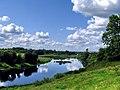 Река Дисна. В Миорском районе. Disna river. Miorsky area. - panoramio.jpg