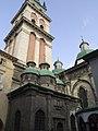 Украина, Львов - Успенская церковь 02.jpg