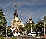 Церква Касперівської Божої матері в Миколаєві