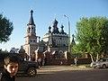 Церковь у монастыря.JPG