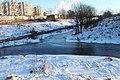Шушарский ручей впадает в Волковку.jpg