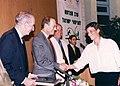 אילנה ברגר - טניסאית היובל - ירושלים 1998.jpg