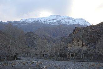 Kūh-e Tīr Māhī - TirMahi.Zibad Gonabad