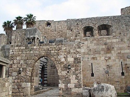 من قلعة طرابلس شمال لبنان.jpeg