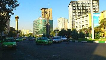 Jahad square