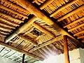 یک نمونه سقف گرجی پوش در روستای داشکسن.jpg