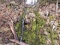 こけむした滝(A waterfall of the moss) - panoramio.jpg