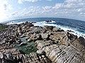 ムシロ瀬を空から - panoramio.jpg