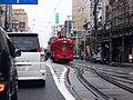 路面電車2004年 (岐阜県岐阜市徹明通) - Panoramio 40656378.jpg