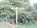 -2018-09-12 Finger post sign for Paston Way, Knapton, Norfolk.JPG