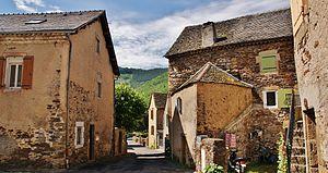 Cocurès - A view within the village of Cocurès