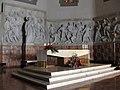 057 Església de Sant Esteve (Granollers), presbiteri i altar major.jpg