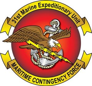 31st Marine Expeditionary Unit - 31st MEU's Insignia