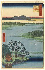 Benten Shrine at the Inokashira Pond