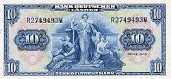 Saksan Valuutta