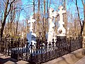1194. St. Petersburg. Novodevichye cemetery.jpg