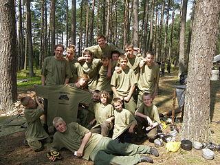 Scout troop