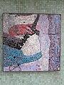 1210 Autokaderstraße 3-7 Tomaschekstraße 44 Stg 11 - Mosaik-Hauszeichen Farbige Komposition von Anton Karl Wolf 1968 IMG 0932.jpg