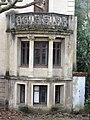 125 Hostal Parc (Arbúcies), glorieta.jpg