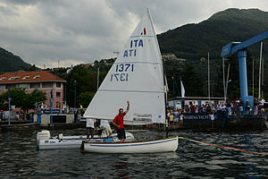 12 foot Dinghy at Lake Como.JPG