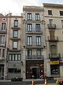 134 Hotel Rambla (antic Cafè Progrés), Rambla 33.jpg