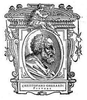 Cristofano Gherardi - Cristofano Gherardi, 1555.