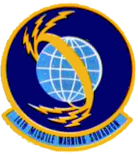 14th Missile Warning Squadron