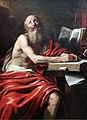 1633 Régnier Der schreibende hl. Hieronymus anagoria.JPG