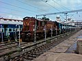 16395R PTRU shunting duty at LKO on 18th Sept 2010 - Flickr - Dr. Santulan Mahanta.jpg