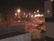 ملف:17 February Police Raid on Pearl Roundabout.ogv