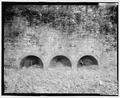 1830 KILN BLOCK, SOUTH ELEVATION - Shepherdstown Cement Mill, River Road, Shepherdstown, Jefferson County, WV HAER WVA,19-SHEP.V,4-12.tif
