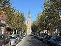 183 Pg. Mossèn Jaume Gordi i Església Major (Sta Coloma de Gramenet).JPG