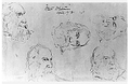 1881 WaltWhitman sketches byFrankHillSmith Smithsonian.png