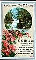 1882 - H M Leh & Company - Trade Card - Allentown PA.jpg