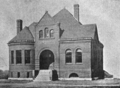 1891 Harvard public library Massachusetts.png