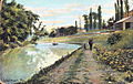 1900 - Lehigh Canal with Canal Boat.jpg