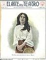 1908-04-01, El Arte del Teatro, Pilar Pérez.jpg