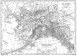 Alaska Territory's at-large congressional district - Alaska Territory, 1912–1959