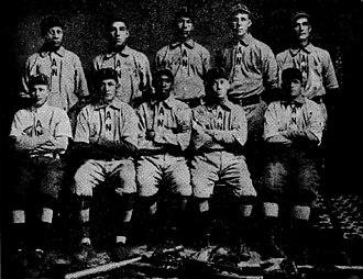 John Donaldson (pitcher) - 1914 All Nations Team