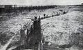 1916 - toamna - unitate româna în aparare pe timpul operatiunilor din Muntenia.png